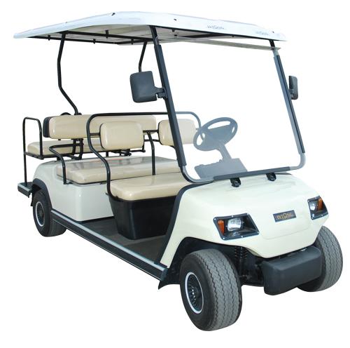 高尔夫球车-A4+2-十年品质见证
